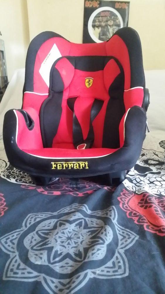 siège automobile Ferrari pour bébé 20 Vauréal (95)