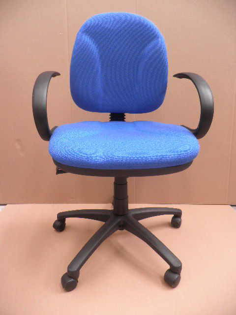 Siège de bureau Turbo bleu 349m252 80 Villers-Cotterêts (02)