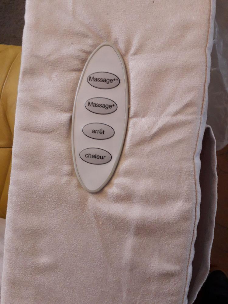 Siège de lit chauffant massant suedine creme 35 Toulouse (31)