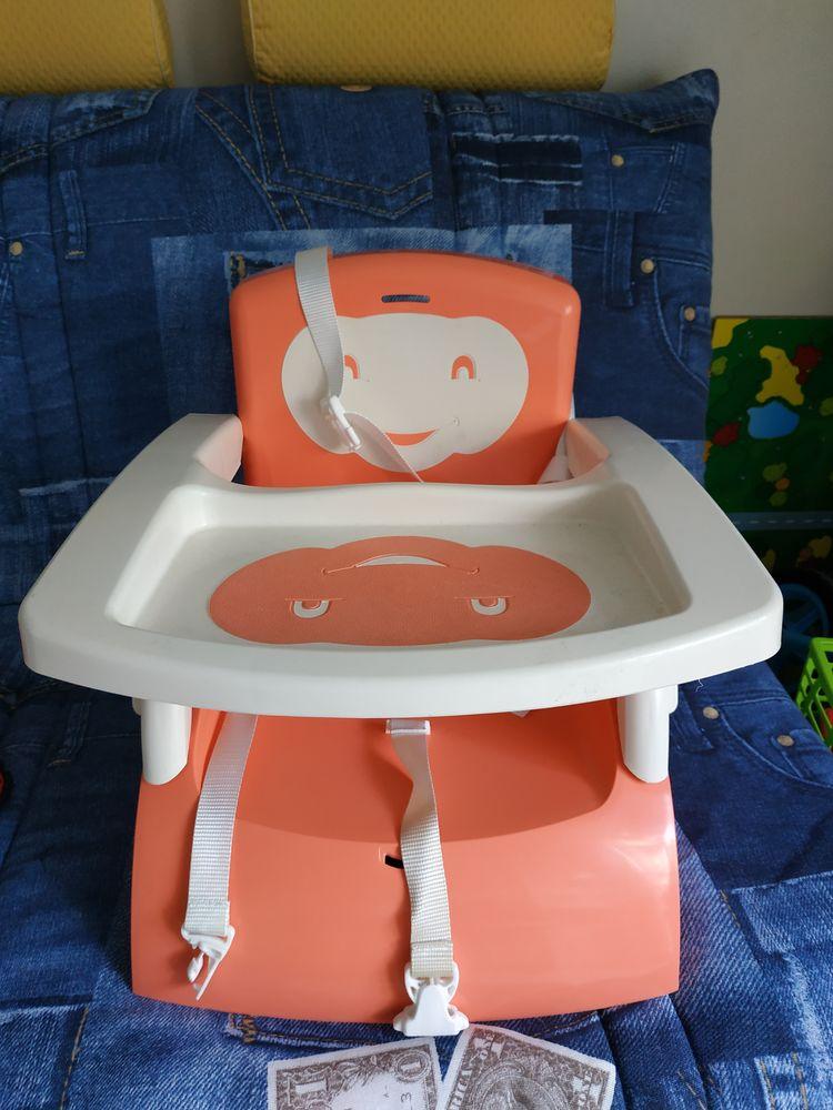 Siège pour bébé de table s'adaptant aux chaises 15 Cagnes-sur-Mer (06)