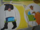 siège rehausseur pliable  chaise haute pliante 25 Marseille 13 (13)