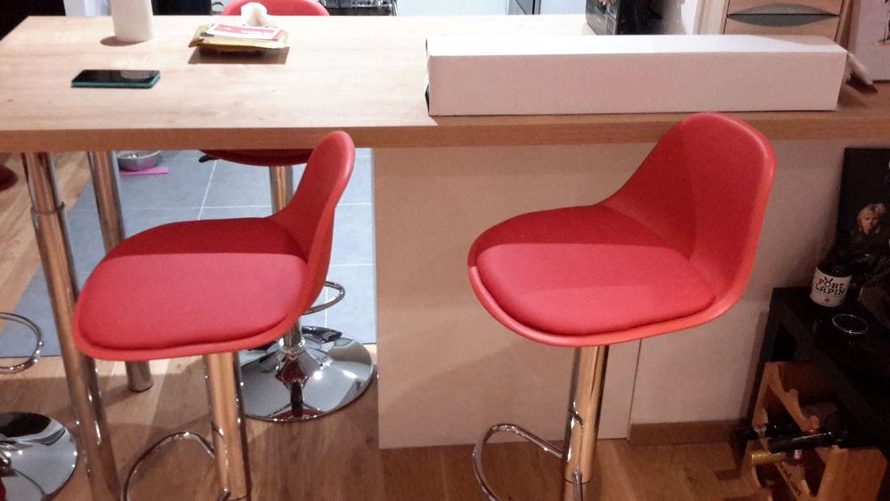 achetez si ge de bar rouge neuf revente cadeau annonce. Black Bedroom Furniture Sets. Home Design Ideas