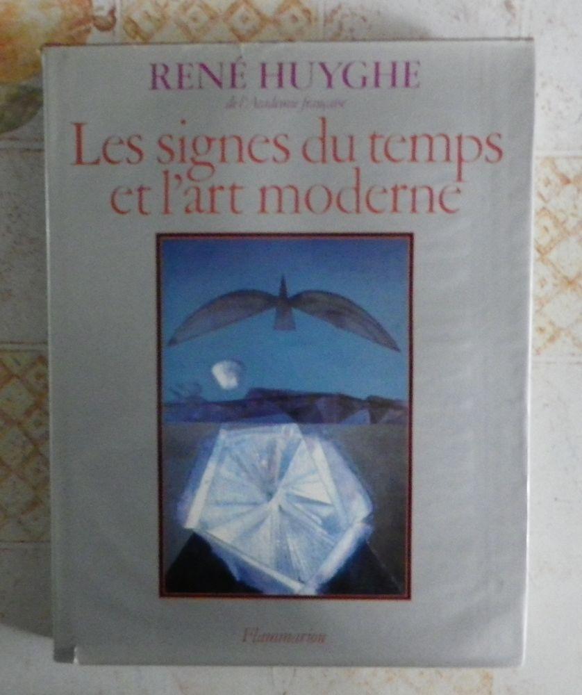LES SIGNES DU TEMPS ET L'ART MODERNE R. HUYGHE 15 Attainville (95)