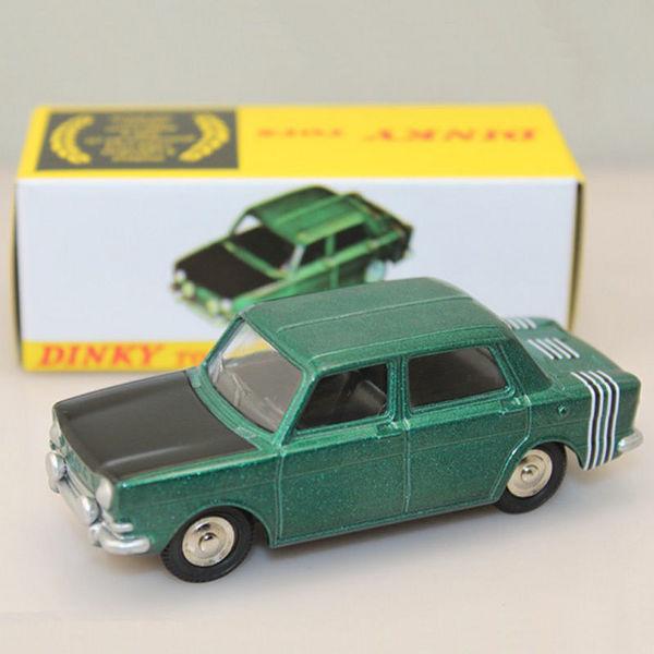Simca 1000 Rallye 2 1/43 Dinky 520 Atlas Neuf Boite Jeux / jouets