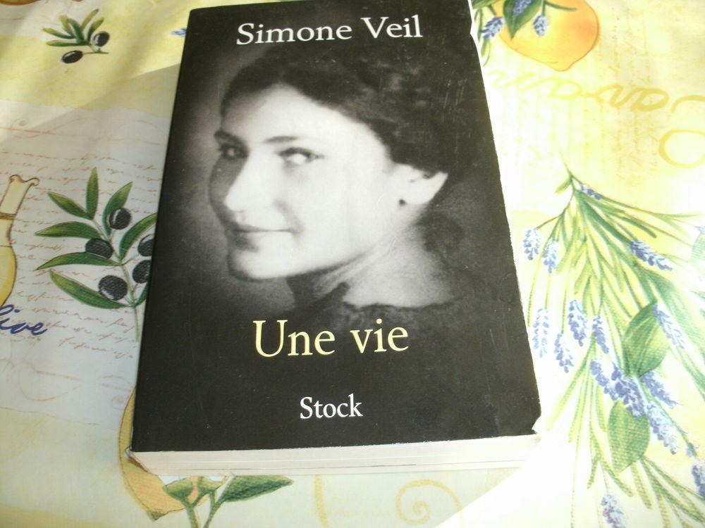 une vie de SIMONE  VEIL 10 Pithiviers (45)