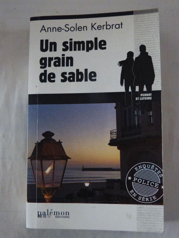 UN SIMPLE GRAIN DE SABLE roman policier BRETON Livres et BD