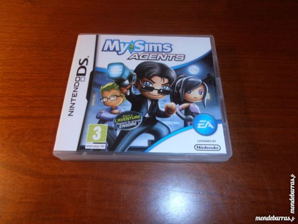 My sims agents - Nintendo DS (26) 16 Tours (37)