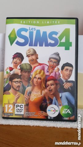 SIMS 4 EDITION LIMITEE 35 Sartrouville (78)