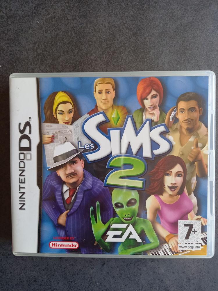 LES SIMS 2 Jeu Nintendo DS 9 Marquette-lez-Lille (59)