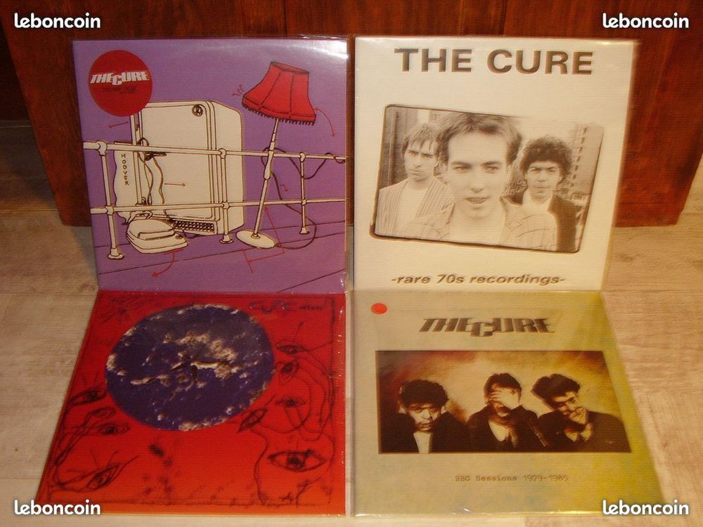 SIN89 / The Glove / Cure / Siouxsie and the Banshees 25 Domats (89)