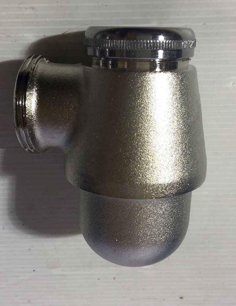 Siphon de lavabo laiton Ø32 5 Chartres (28)