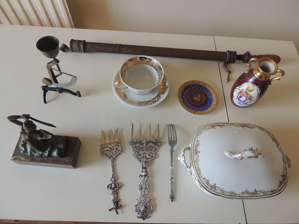Sirène bronze et beaux objets   0 Saint-Maur-des-Fossés (94)