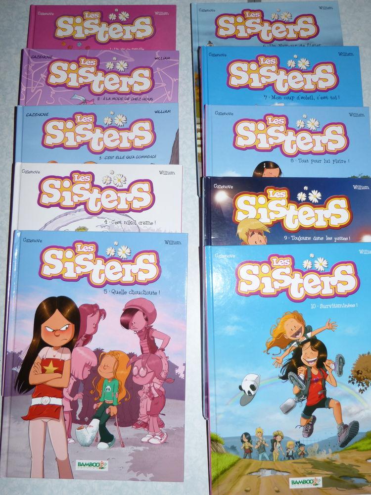 BD - LES SISTERS a choisir Livres et BD