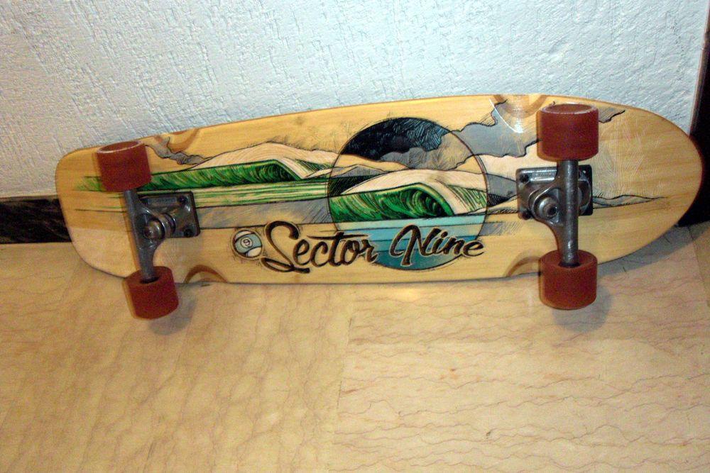 Skateboard cruiser Sector 9 neuf 70 Nice (06)