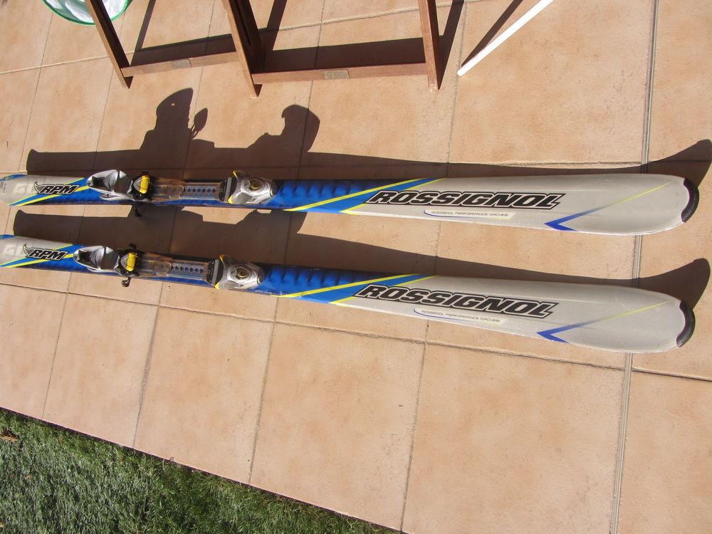 Skis adulte Rossignol RPM50 177 cm Sports