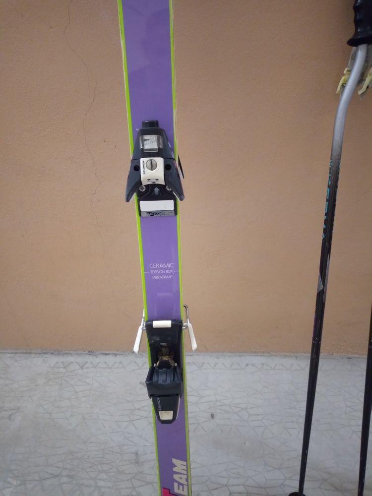 skis et bâtons 40 Toulon (83)