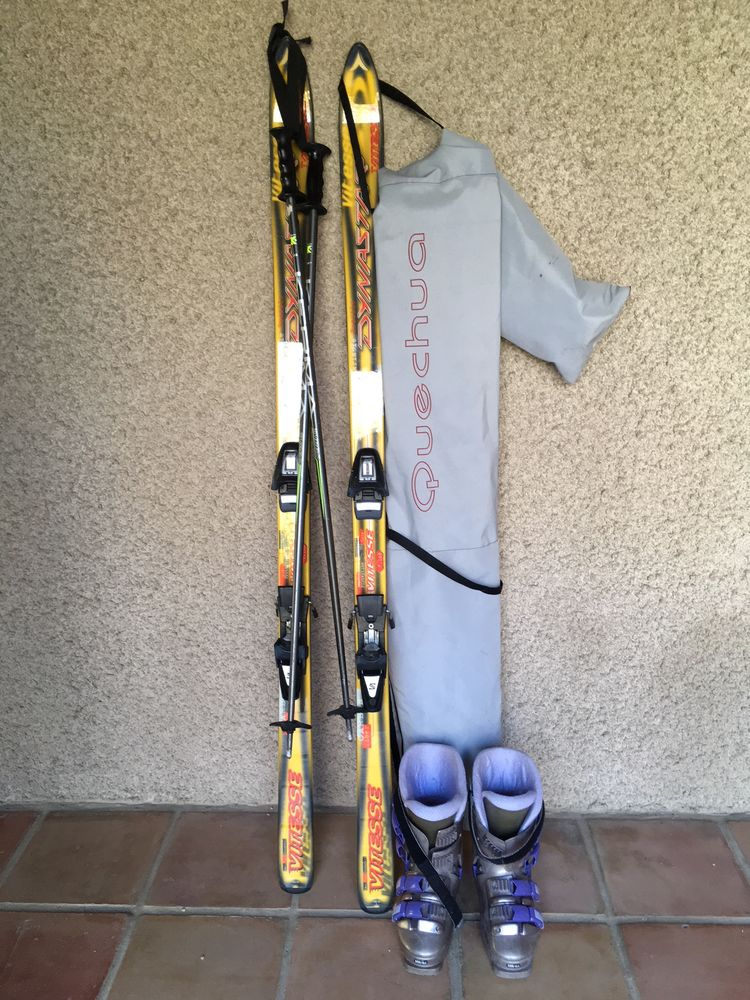 Skis et chaussures 90 Toulouse (31)
