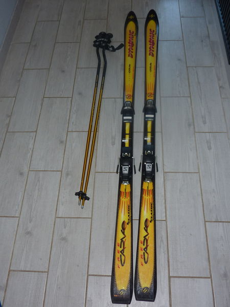 Skis Dynamic 50 Bully-les-Mines (62)
