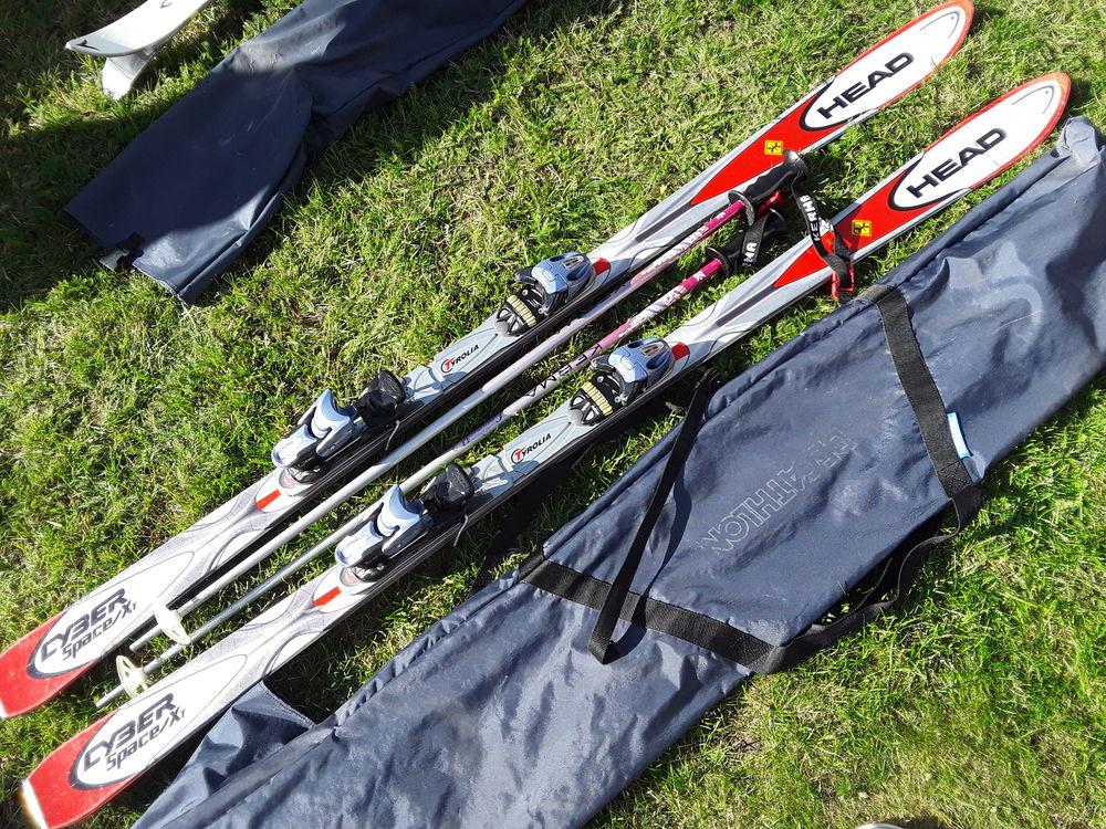 Skis head et dynastar 1,78m 40 Dreux (28)