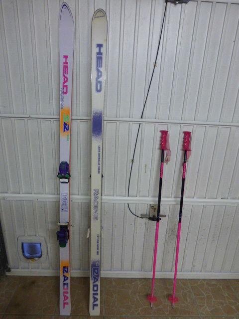 Skis Head Racing SR Twaron 192 cm 50 Plaisance-du-Touch (31)