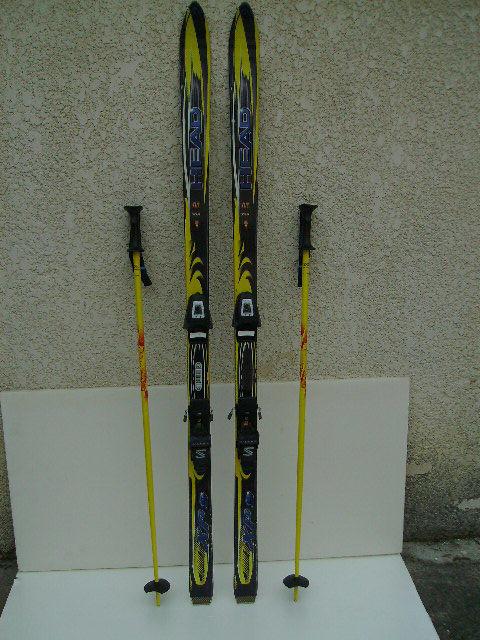 Skis Head 20 Caveirac (30)