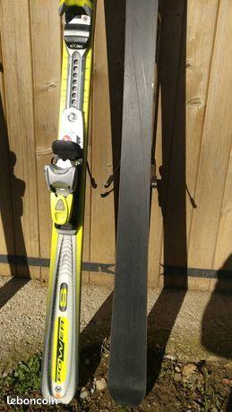 Skis de Piste ROSSIGNOL Power S174 + Fixations 49 Montpellier (34)