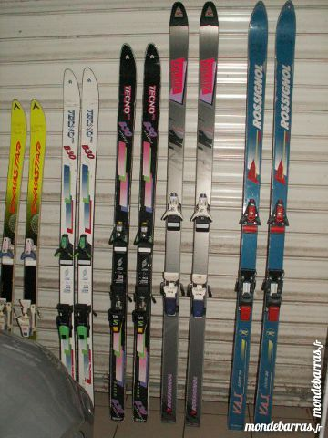 skis de piste Sports
