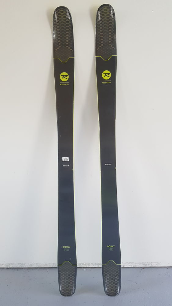 Skis Rossignol HD Soul 7  299 Les Houches (74)