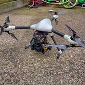 SkyHero Spy 750 pour vidéo, équipé, prêt à voler 1100 Clamart (92)