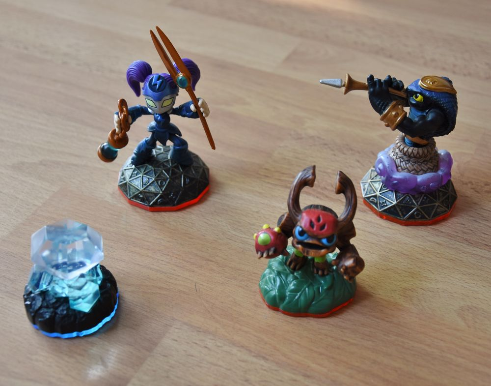 Skylanders Trap Team et Swap Force. 5 Gujan-Mestras (33)