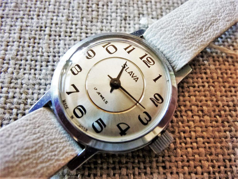 SLAVA montres Dame Russe 1980 DAM0027csbbc 75 Metz (57)