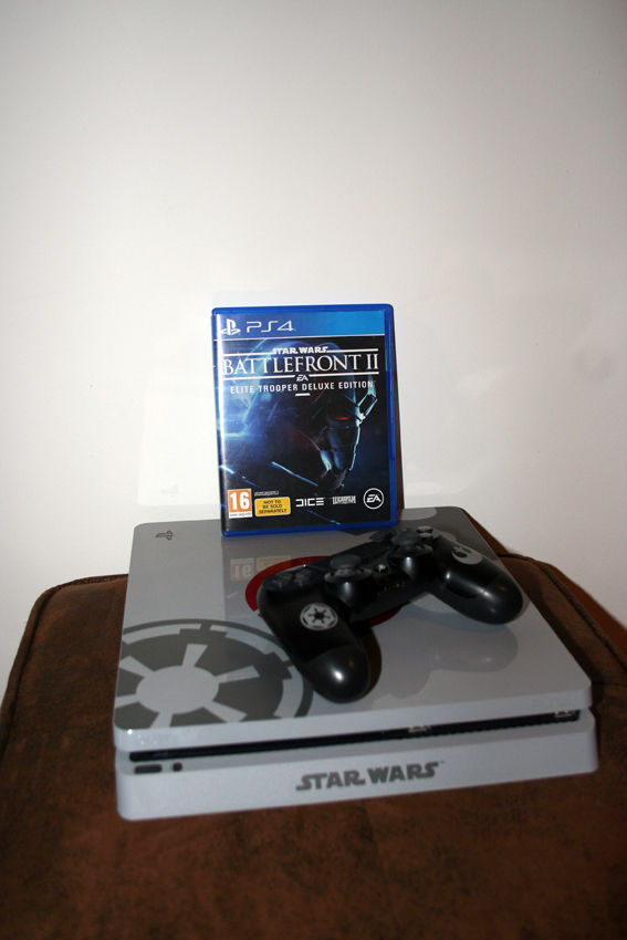 PS4 slim 1 To édition Battlefront II 280 Lille (59)