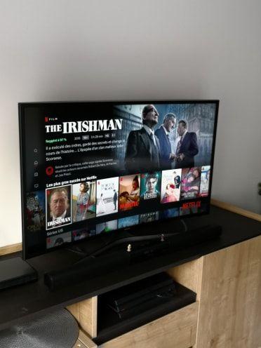 SMART TV Samsung 4K LED Incurvée 101 cm 285 Saint-Jean-d'Illac (33)