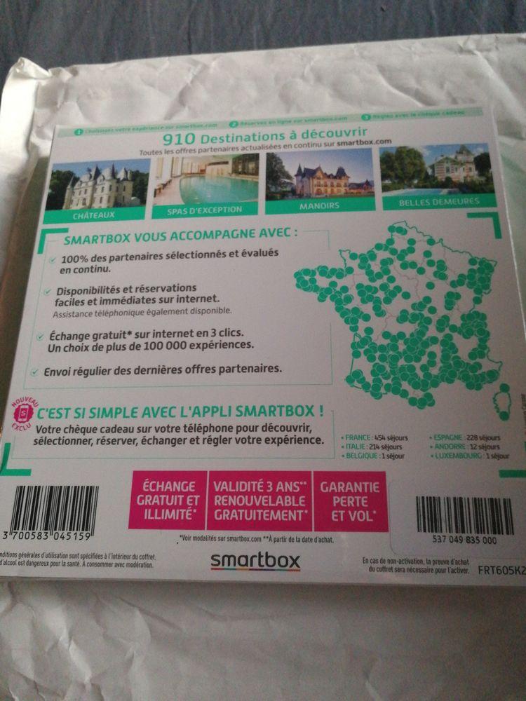 Achetez Smartbox Echappee Neuf Revente Cadeau Annonce Vente A