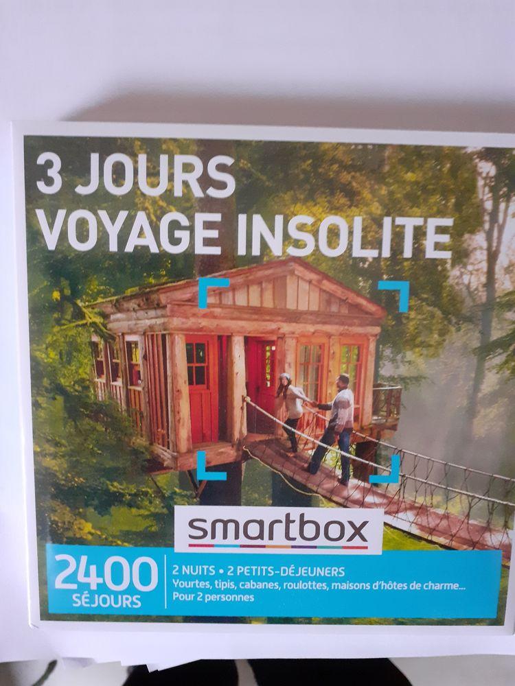 Smartbox 3 jours voyage insolite 99 Neuvy-en-Sullias (45)