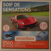 Smartbox Soif de Sensation 60 Alfortville (94)