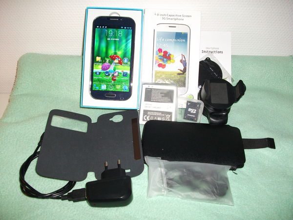 Smartphone 3g avec 2 gps intégrés  105 Nantes (44)