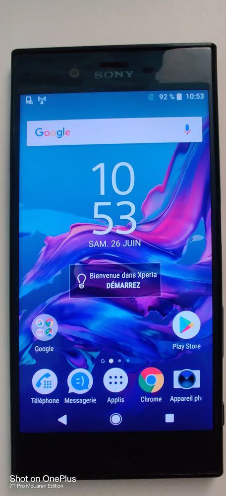 Smartphone Sony Xperia xz 3gb 32go 4G débloquer 100 Saint-Chamond (42)