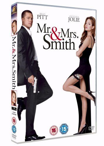 DVD - Mr&Mrs SMITH  4 Bois-Colombes (92)