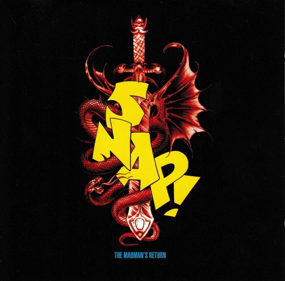 CD    Snap      The Madman's Return 5 Bagnolet (93)