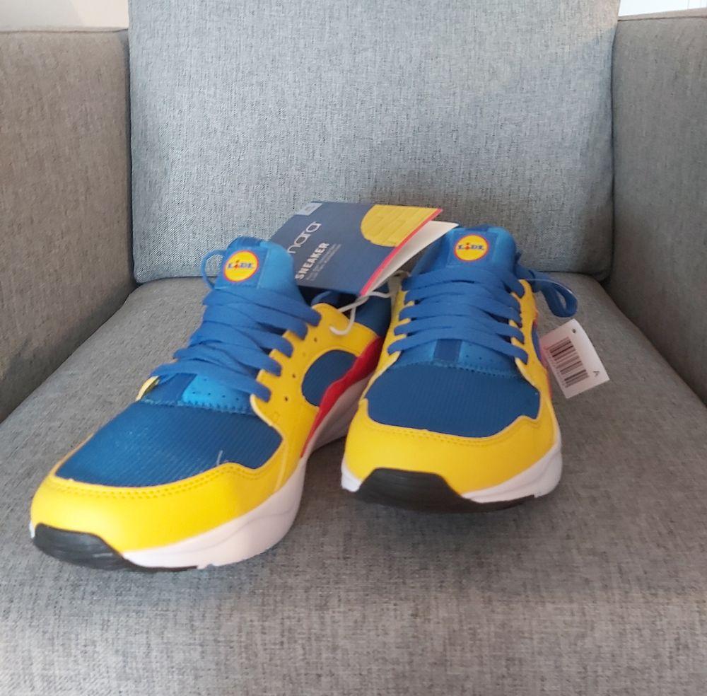 Sneakers Lidl t 40 avec étiquette  0 Nice (06)