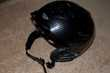 Snow helmet Uvex (for men, size 55-58 cm)