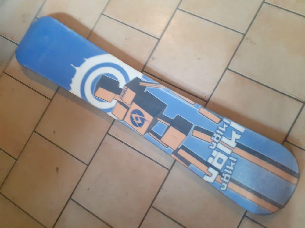 Snowboard 142cm 35 Toulouse (31)