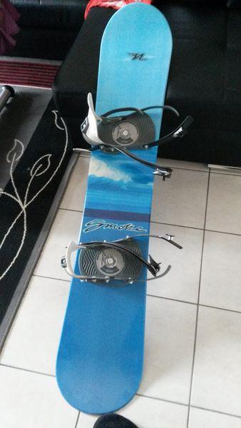 Snowboard Nidecker   T155 150 Nangy (74)