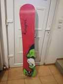 Snowboard Rossignol Premier 149 100 Sainte-Consorce (69)