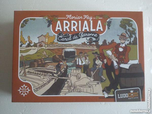 Jeu de Société - Arriala Canal de Garonne 15 Strasbourg (67)