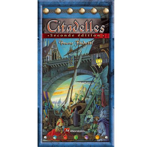 jeu société Citadelle  seconde édition  15 Béziers (34)