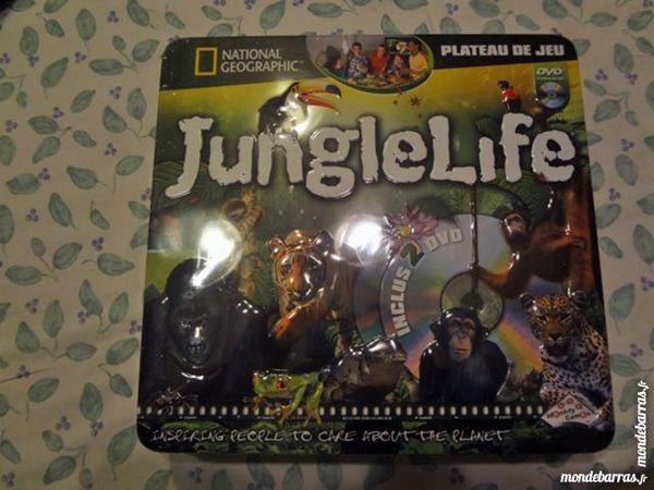 Jeu de société «Jungle Life» NEUF (non déballé) 5 Saint-Vincent-Cramesnil (76)
