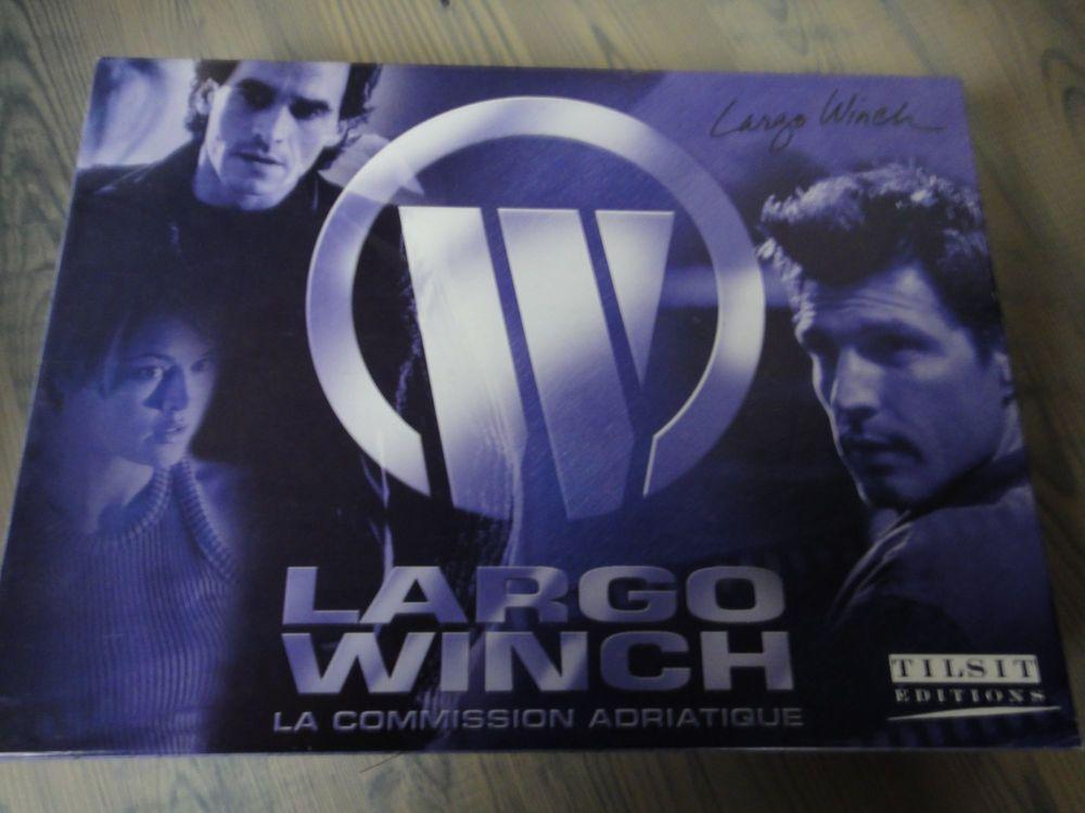 Jeu de société LARGO WINCH - Editions Tilsit Jeux / jouets