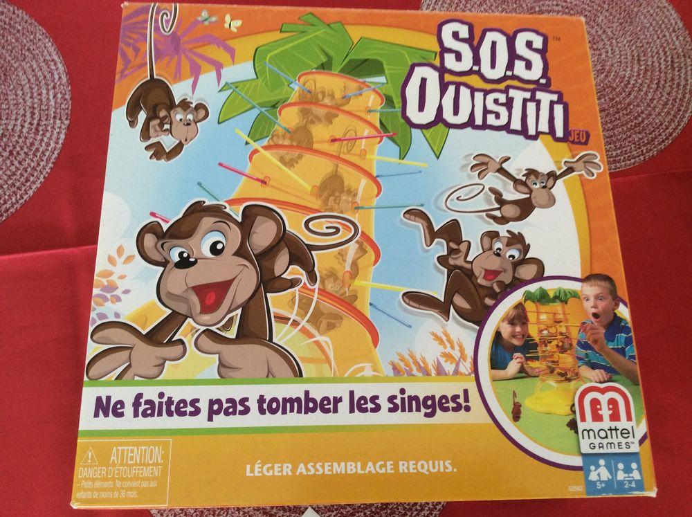 jeu de société  sos ouistiti  8 Artas (38)